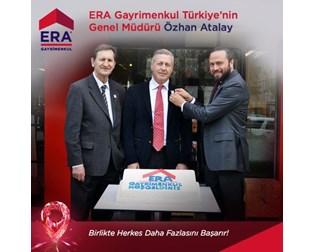 ERA Gayrimenkul Türkiye'nin Yeni Genel Müdürü Özhan Atalay