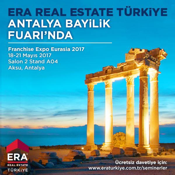 Antalya Franchise Eurasia Bayilik Fuarı