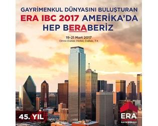 ERA Real Estate 45'inci yılını kutluyor!