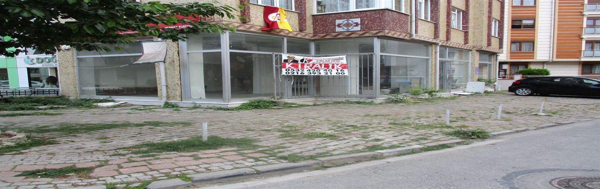 Pendik Şehit Fethide Ön kullanımlı Dükkan