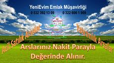 YeniEvim'den Çukurova Şambayadı'nda Yatırımlık 378 m2 Parsel.