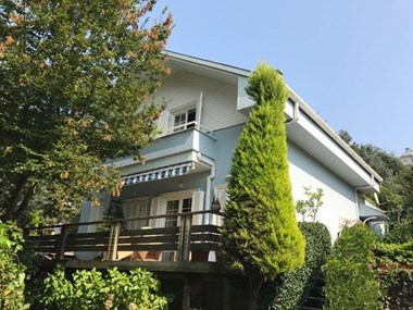 Beykoz Konakları'nda A Tipi Kiralık Villa