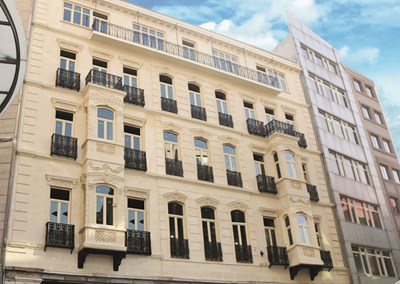 Historical Building for Sale in Beyoglu