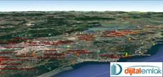 Badırga'da 2 Sanayi arasında Asfalta cephe 10.Dönüm SatılıkYatım