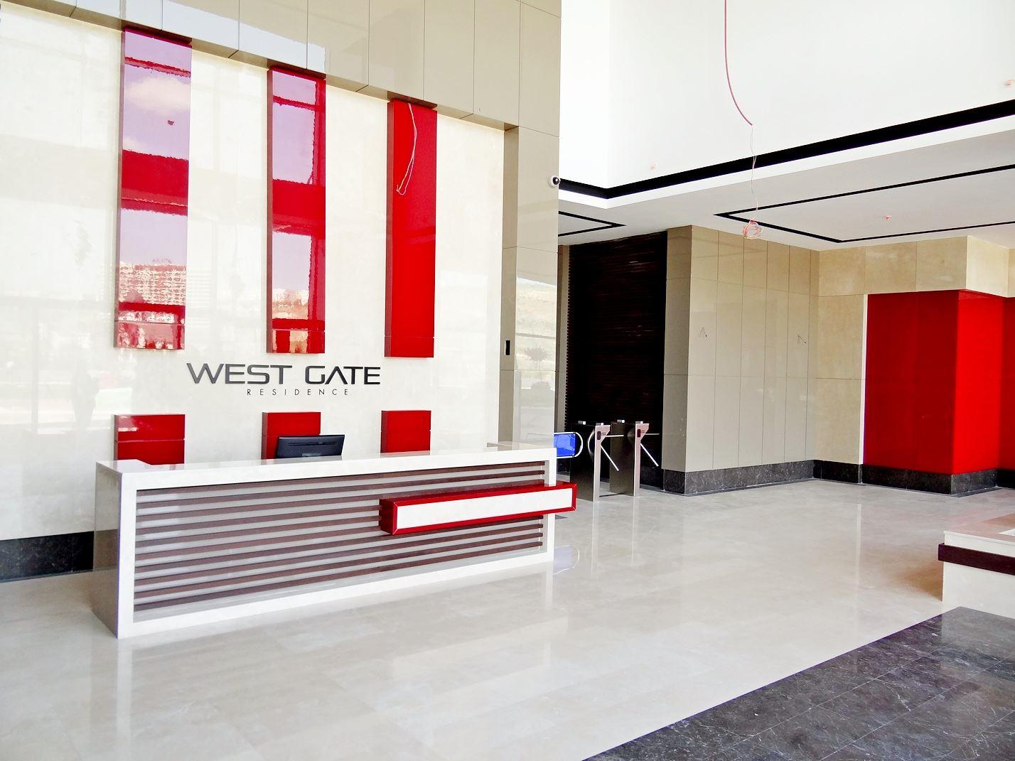 Vestgate-1+1-Eşyalı-Kiralık Daire-Balkonlu-Acil