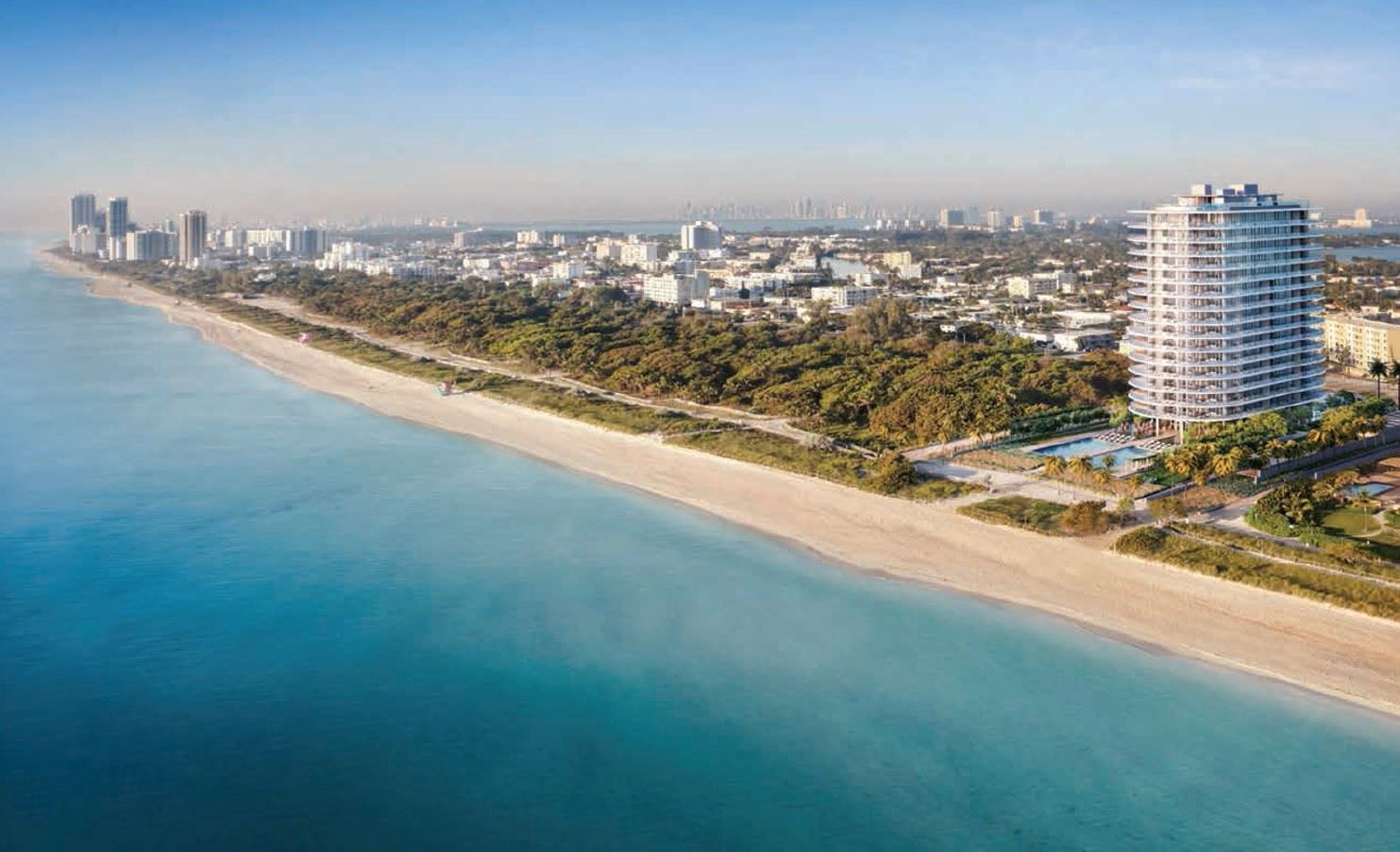 Eighty Seven Park Residence by Renzo Piano