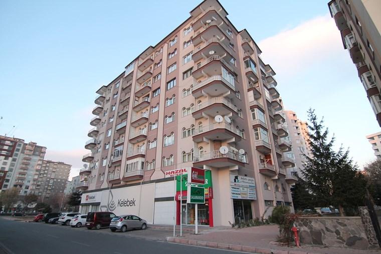 Sivas Caddesinde 4+1 Kiralık Daire