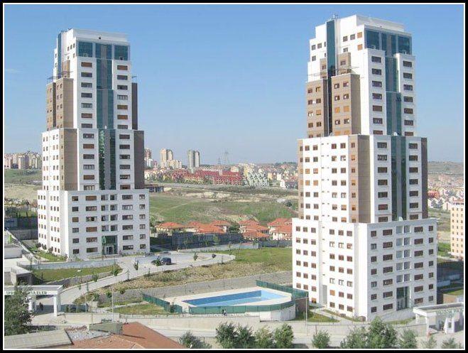 Bahçeşehir Spradon Kuleler Satılık 3+1 Daire - Ufuk Mutlu