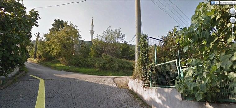 Çekirge sırtlarında Satılık 900 m2 Manzaralı Arsa.