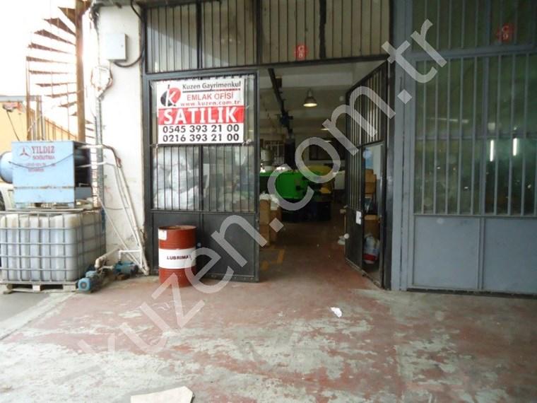 Kuzen den Tuzla Aydınlı Birmeste  210 m2 Düz giriş Dükkan