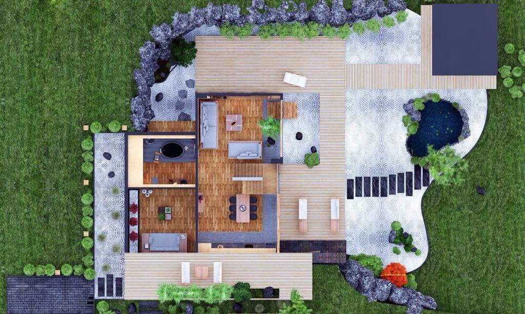 Beytepe Lodumlu-Satılık-Köşe Villa Parsel-Kreş-Ticari alan olur