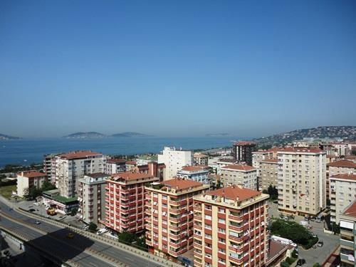 DAP DRAGOS ROYAL TOWERS DA 207m2 DENİZ MANZARALI MOBİLYALI 3+1