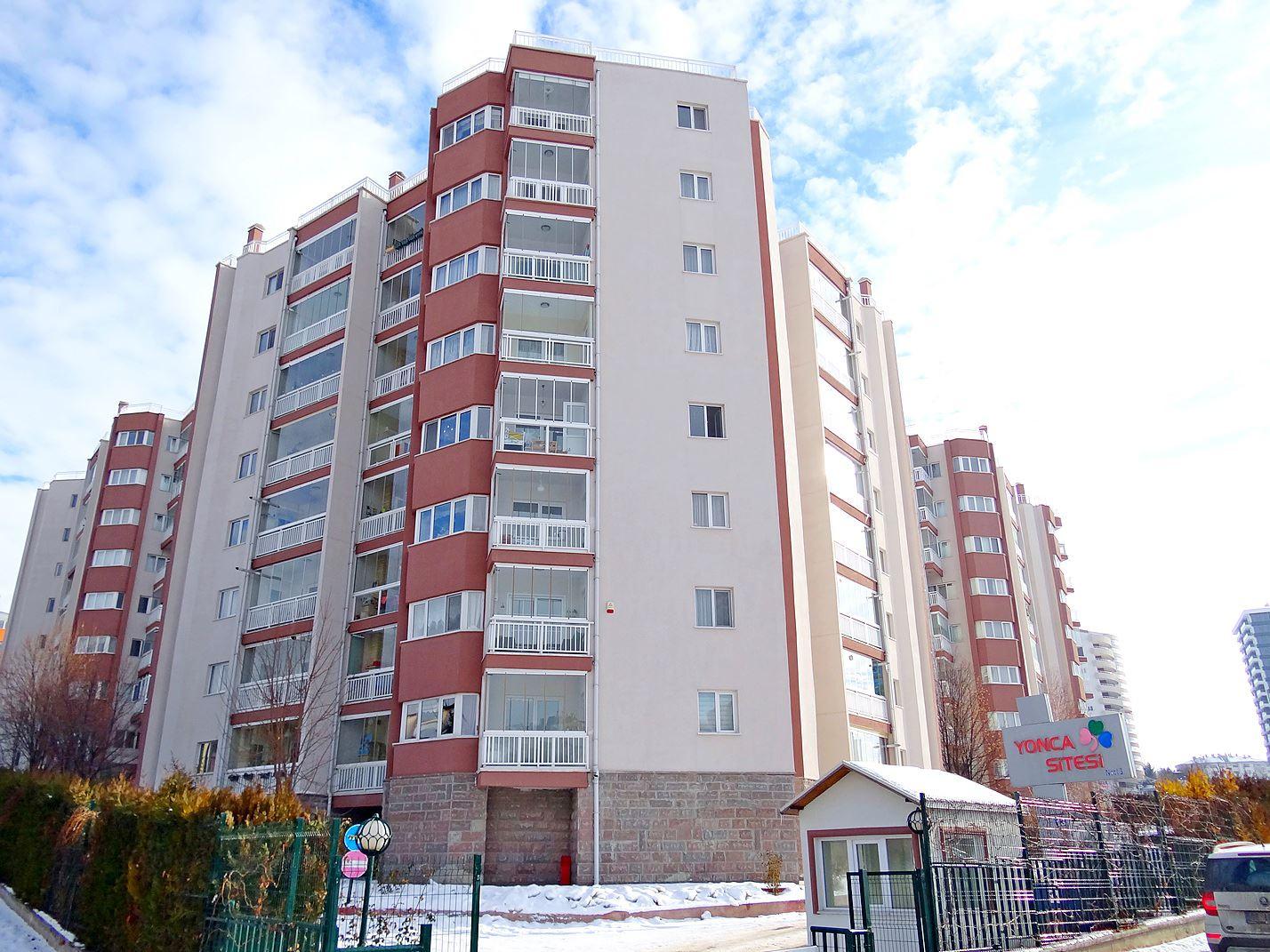 Yaşamkent-Yonca Sitesi-3+1-Kombili-Seviye Koleji-Full Dolaplı