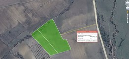 Karacabey Hayırlar köyüne yakın Satılık 16 Dönüm Yatırımlık Araz