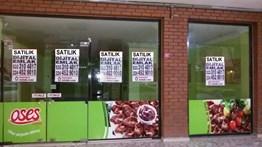 Nilüfer Beşevler Cd. Üzerinde Güzel Konumda Satılık Dükkan