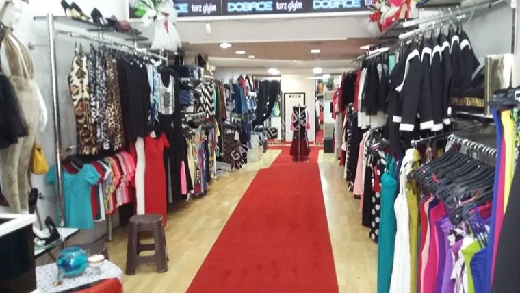 Çarşıda Devren Satılık Bayan Giyim Mağazası