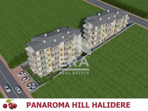HALIDERE PANAROMA HILL'DE 3+1 ÇATI DUBLEKS