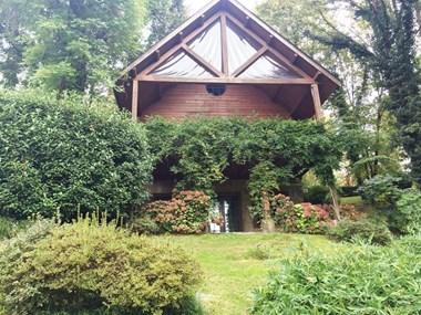 Kemer Country Kütük Evler'de Özel Dekorasyonlu Kiralık Villa