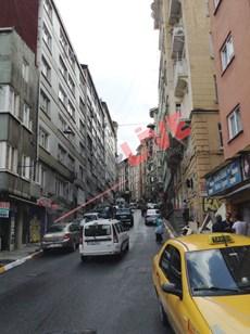 KİRALANDI Beyoğlu Evden Ömer Hayyam da 1+1 kiralık eşyalı daire