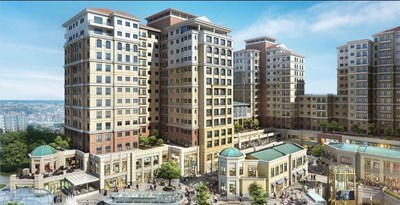 Flat For Rent In Emaar Square