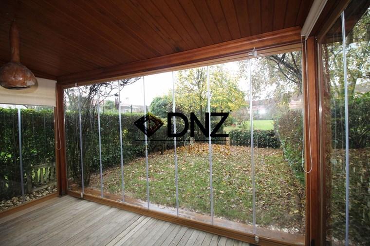 DNZ A.Ş. Kemer Country Kemerboyu Çift Salonlu Kış Bahçeli Villa