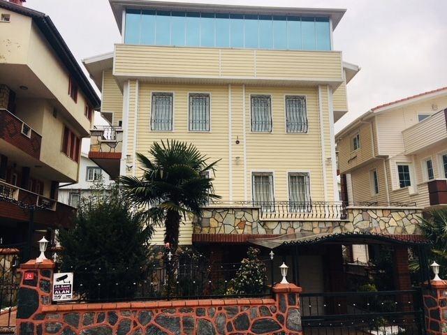 Çamlıca Kiralık Müstakil Triplex Villa