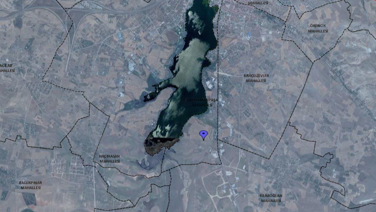 Gölbaşı Gaziosmanpaşa'da Özel Proje Alanında İmarlı  10790 m2