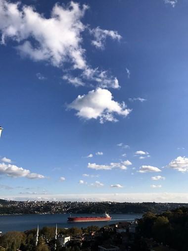 Yeniköy Armanlı'da Boğaz Manzaralı Yenilenmiş Kiralık Daire