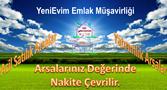 YeniEvim'den Seyhan Tebebağ'da Yatırımlık Arsa.