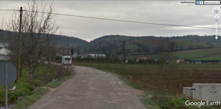 Yenişehir Subaşında Asfalta cephe Satılık 9 Dönüm Çiftlik.