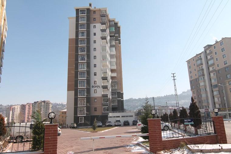 Talas Bahçelievler mah. 175m2 Önü açık manzaralı daire