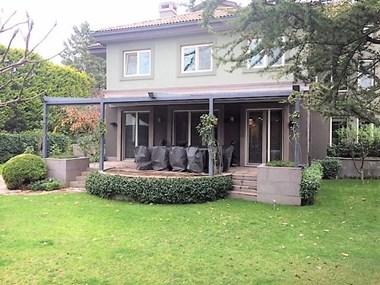 Göktürk Burgaz Evleri Sitesi'nde Satılık Villa