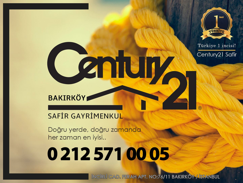 CENTURY21SAFİRDEN BAKIRKÖY KARTALTEPE SIFIR3+2 SATILIK DUBLEKS
