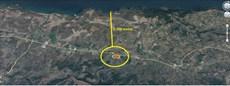 Mudanya Trilye'de asfalt boyu 18 Dönüm Satılık Yatırımlık Arazi.