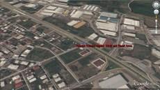 Kestel'de metro Çıkışı Ankara Yoluna cephe 1.340 m2 Ticari Arsa.