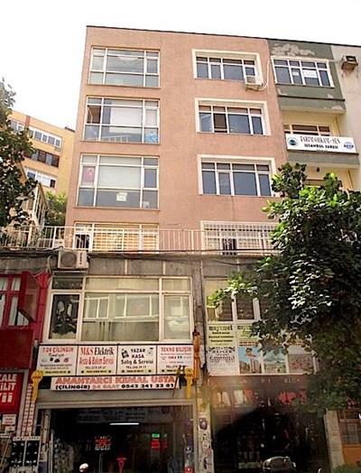 Mecidiyeköy Merkezde Fırsat Satılık Bina