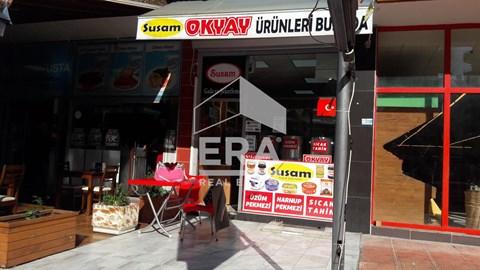 Mezitli Viranşehir Cd.Devren Kiralık İşyeri
