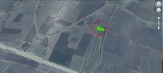 Bursa Karacabey Yoluna Yakın Satılık 1.950 m2 Yatırımlık Tarla