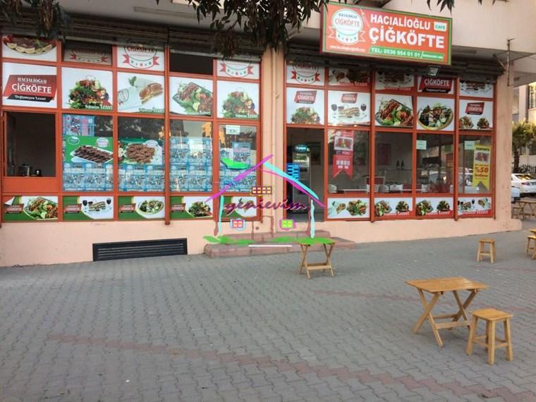 Huzurevleri'nde Devren Satılık Çiğ Köfte Cafe Salonu 20.000 TL