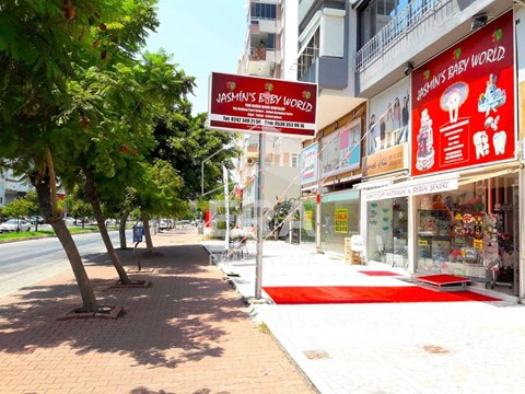 Kircami'de Devren Kiralık Dükkan Mağaza