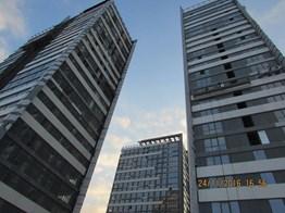 BROOKLYN PARK'TA YATIRIMLIK 69 m² 1+1 YARIM ADA MANZARALI 23.KAT