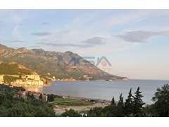 Budva/Becici'de Panoramik Deniz Manzara - 3