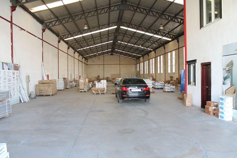 Kayseri Organize Sanayi'de Kiralık Fabrika