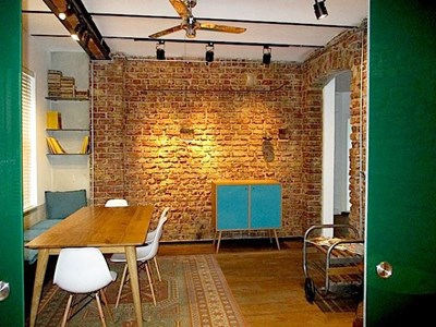 Beautiful Flats for Rent in a Historical Building in Beyoğlu