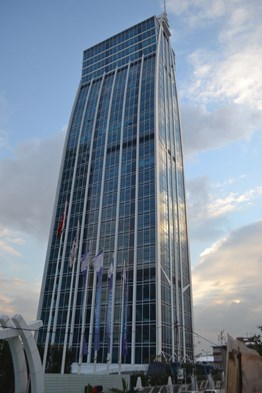 DAP ROYAL CENTER DA 2+1 98 m2 OFİS GÜNEY CEPHE