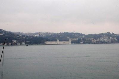 Bosphorus View Building for Sale in Arnavutköy