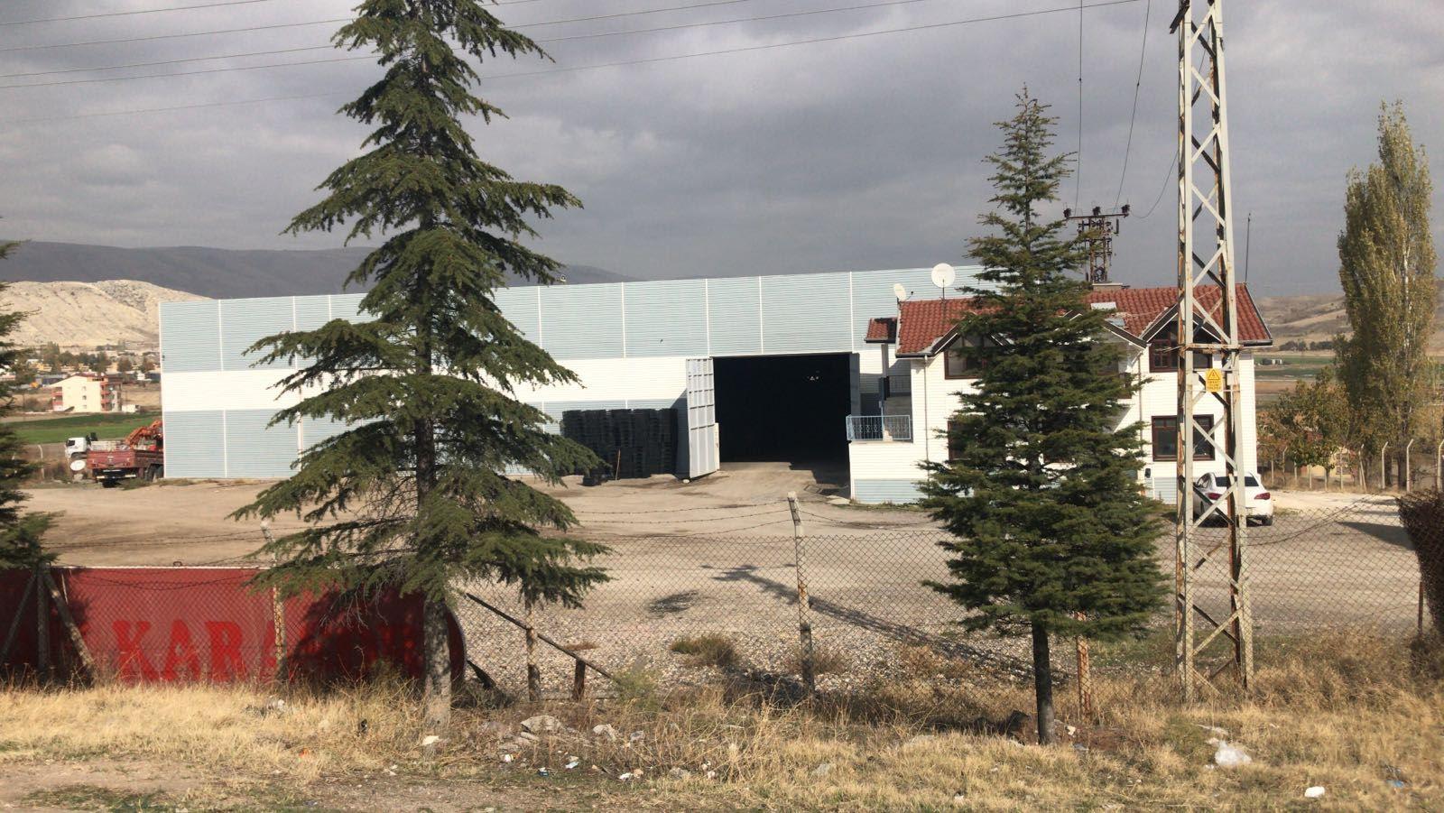 Beypazarı Sanayii Sitesinde Satılık Ambalaj Sanayii Fabrikası