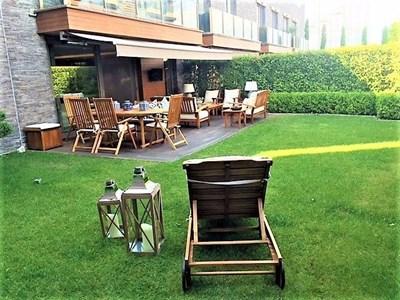 Garden Duplex for Rent at L'ist Istinye Suites Compound